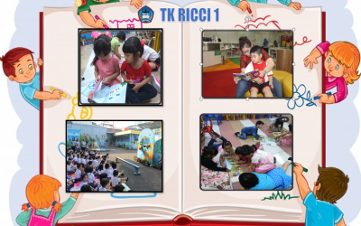 Literasi di TK RICCI 1